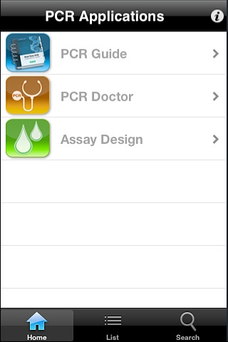 Introducing: the bio-rad real-time pcr iphone application.