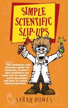 science slip ups
